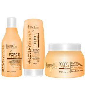 Forever-Liss-Force-Repair-Kit-Trio-Reconstrucao-Capilar