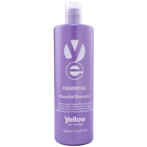 Yellow-Essential-Shampoo-500ml
