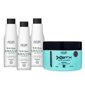Kit-3-Felps-Shampoo-Alisante-The-Best---Felps-Btox-Plastica-Capilar