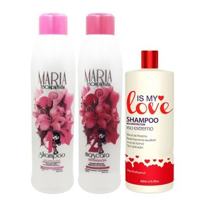 Kit-Escova-Progressiva-Maria-Escandalosa---Is-My-Love-Shampoo-que-Alisa